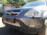 Защита радиатора Honda CR-V II 2004-2007 chrome
