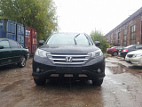 Защита радиатора Honda CR-V IV 2012-2015 2.4 chrome