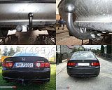 Фаркоп Imiola для Honda Accord седан 2002-2008